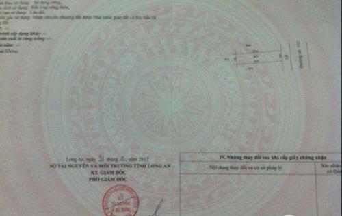 Cần tiền lấy hàng bán Tết bán gấp lô B1 - 58 trong KDC Tân Đô, 105m2