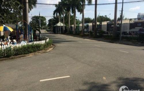 Bán đất nền KDC 13C Greenlife Phong Phú, mặt ngoài giá 3 tỷ, 85m2, SHR