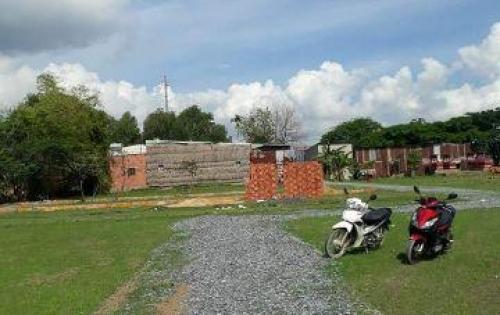 Cần bán lô đất 4x14m, ngay chợ ấp 5 Vĩnh Lộc B, giá 476 triệu
