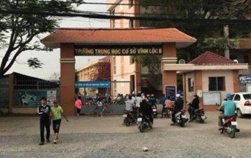 Đất Vĩnh Lộc B, Bình Chánh, đường 6A Võ Văn Vân, KDC hiện hữu 4x13m, 390 tr