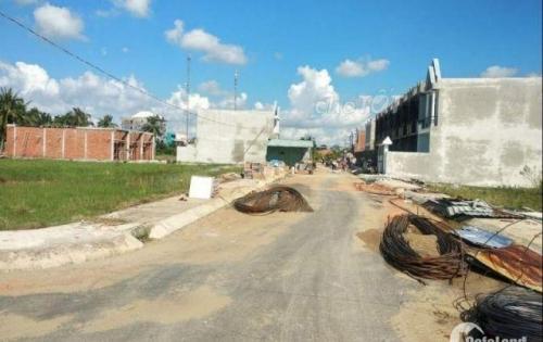Bán Đất LK chợ Bình chánh,650tr,shr,đường nhựa 16m