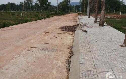 Đất Huyện Bình Chánh 80m² mặt tiền QL50, nở hậu