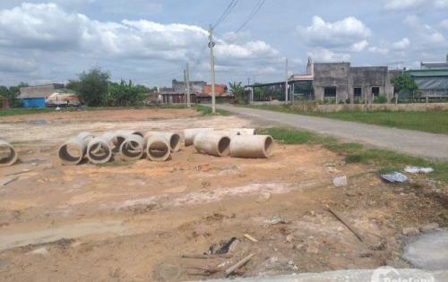 HânCần bán lô đất thổ cư giá rẻ mặt tiền Nguyễn Văn Khạ, ngay trung tâm Củ Chi sổ hồng riêng xây tự do