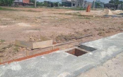 Cần bán nhanh lô đất Phước Thạnh giá 740tr thổ cư, SHR, gần KCN, chợ