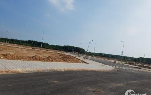 Bán đất thổ cư đường Nguyễn Thị Rành, Củ Chi, sổ hồng riêng, xây dựng tự do, giá 390tr