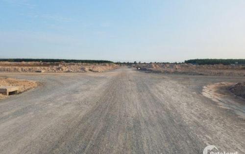 Bán gấp đất mặt tiền Nguyễn Thị Rành, tại trung tâm TT Củ Chi, giá 400tr, thổ cư 100%