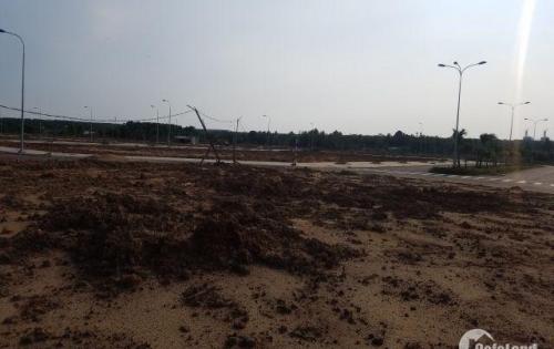 .Đất SH riêng đất 1768m2 thổ cư ngang 43.1m, MT đường Nguyễn Thị Rành, đã san lấp.