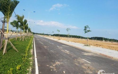 Bán lô đất 100m2 đường Hương Lộ 2, gần bệnh viện Xuyên Á, 900tr, công chứng sang tên ngay
