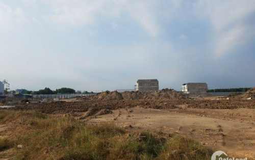 Bán gấp 60m2 - 200m2 đất xây trọ đường Tỉnh Lộ 8 gần siêu thị Coop Mart Củ Chi, SHR, giá 210 tr