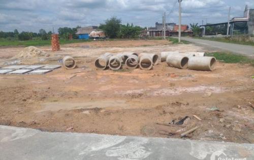 Cần bán lô đất thổ cư giá rẻ mặt tiền Nguyễn Văn Khạ, ngay trung tâm Củ Chi sổ hồng riêng xây tự do