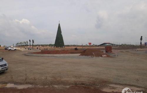 Bán đất Tp Đồng Xoài,dt 5*20 đường 16m,giá đầu tư chỉ 745tr thanh toán 24 tháng,CK 10% Khi thanh toán 95%