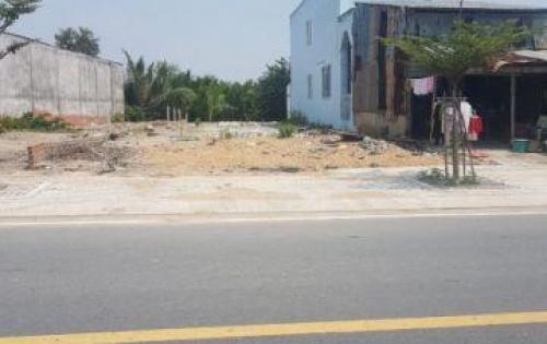 Bán đất mặt tiền đường Nguyễn Văn Tạo. Hiệp Phước. Nhà Bè. DT: 267m2. Giá: 4.6 tỷ. XDTD. Sổ hồng.