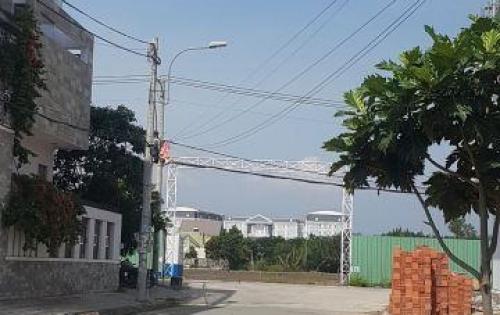 Chính chủ cần bán miếng đất cách mặt tiền Nguyễn Văn Tạo 100m. DT: 100m2. Liền kề dự án Hoà Bình.