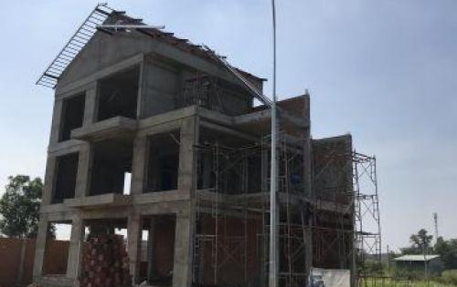 Bán đất nền dự án khu dân cư Bộ Công An tại xã Long Thới, huyện Nhà Bè