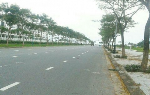 Bán đất đẹp mặt tiền đường Hoàng Thị Loan giao nhau với Nguyễn Sinh Sắc giá đầu tư