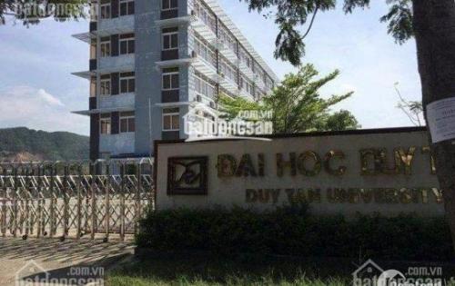 Bán Đất Khu Dân Cư Đại Học Duy Tân, Đường Hoàng Văn Thái, Đà Nẵng