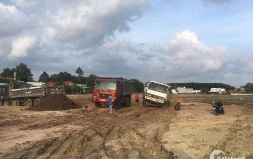 Đầu tư đất nền đón đầu sân bay Long Thành, mặt tiền Nguyễn Hải, 100% thổ cư