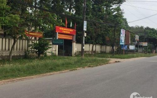 Bán đất thổ cư chính chủ sau ủy ban Tân Hiệp, 9500 m2, gần sân bay Long Thành