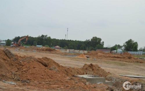 Bán đất nền trung tâm hành chính Long Thành, liền kề sân bay Long Thành.