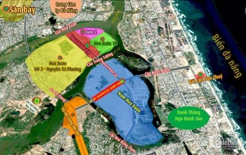 Chào bán nhiều vị trí đắc địa giá đầu tư KĐT sinh thái Nam Hòa Xuânv