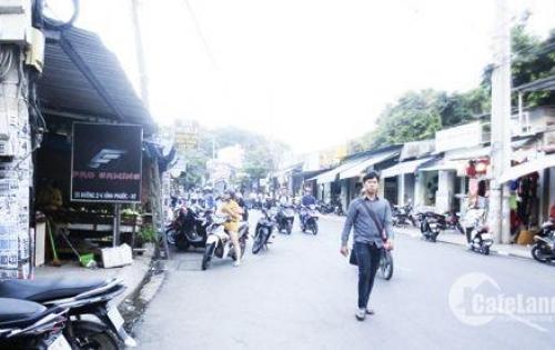 Bán đất hẻm Nhị Hà Nha Trang, hướng Đông, giá chỉ  2 tỷ 1 (1/2019)