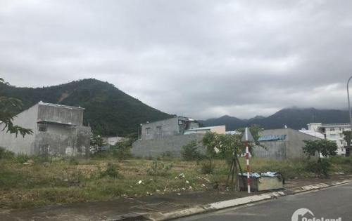 Bán lô đất đẹp mặt tiền đường 2A, khu tái định cư Hòn Rớ 2 , Nha Trang , chỉ 1,890 tỷ