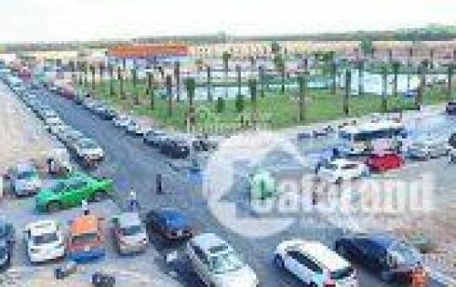 Khu dân cư Mega City 2 tìm năng phát triển tại nhơn trach thổ cư 100%
