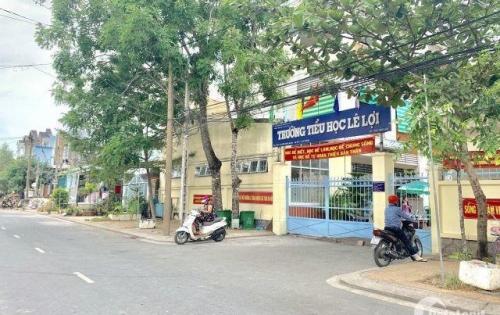 Bán nền trục phụ kdc Hàng bàng sau lưng trường Lê Lợi, sát bên đường Hoàng Quốc Việt