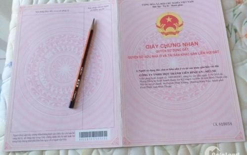 Bán gấp đất ven biển Mũi Né MT Huỳnh Thúc Kháng đã có giấy phép xây dựng Resort giá gốc chính chủ