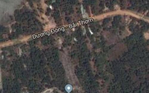 Bán 2 Nền Liền Kề, 3 Mặt Tiền Đối diện Cổng KS Mường Thanh( Đang Xây), Xã Bãi Thơm, Phú Quốc