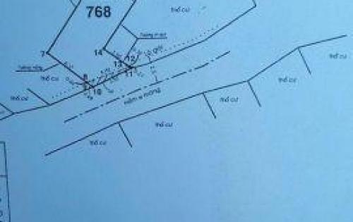Bán lô đất 2 góc mặt tiền, 1 sẹc 30m đường Nguyễn Ảnh Thủ, Hiệp Thành, Quận 12