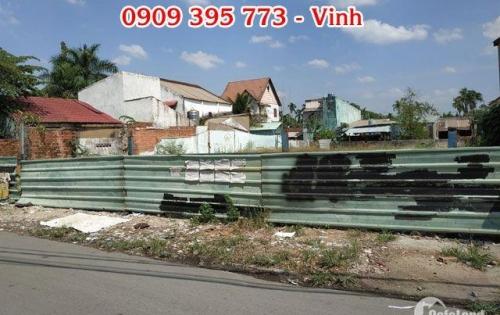 Đất mặt tiền đường cách Nguyễn Thái Sơn, Gò Vấp 100m, giá 47 Tr/m2. Cách Vincom, E-mart 500m