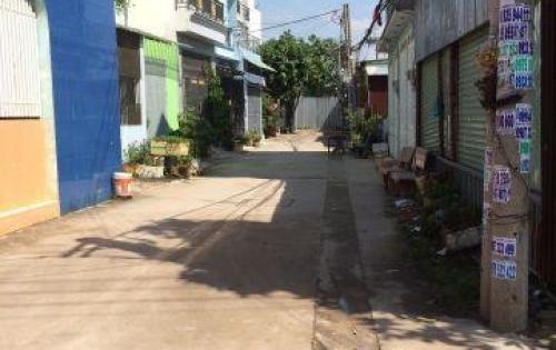 Cần bán lô đất 4.2x21m vị trí đẹp, Hẻm 7m Đường Huỳnh Thị Hai, P.TCH, Q12. SHR