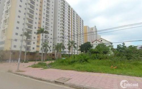 Bán đất mặt tiền Nguyễn Duy Trinh Quận 2, DT 5x20m, đường rộng 20m,SHR