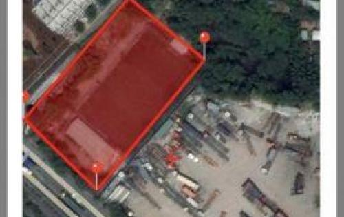 Mua vàng sợ lổ mua thổ sẽ lời DT:19000m2 mặt tiền Nguyễn Thị Định phường Cát Lái, Quận 2