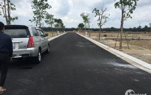 cần bán lô đất KDC, MT Nguyễn Xiển, cách dự án Vincity 300m, SHR, giá 1,7tỷ/nền. 0764734886