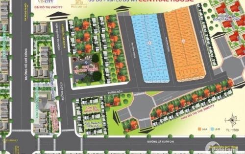 Dự án Central House mới 100% cách Vincity 2km và khu CN Cao 700m