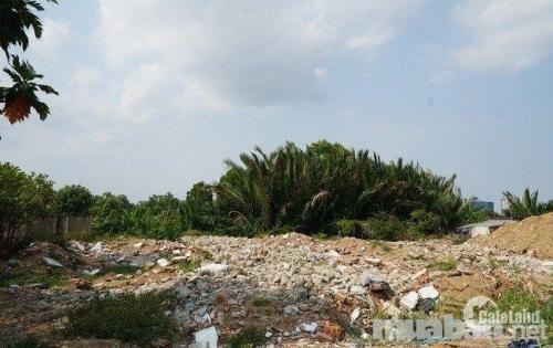 Đất thổ 7x12m 1 sẹc Đường 18B GÒ XOÀI 3.45T C.Chủ