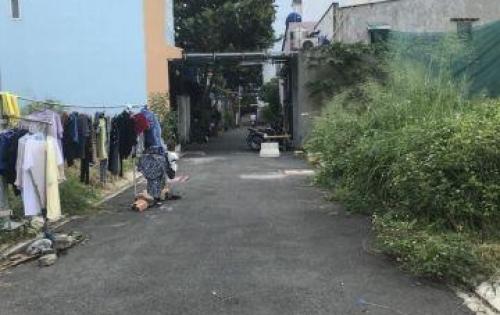 Bán lô đất hẻm 7m đường số 8 sát bên hông Aeon Tân Phú, 5mx10m, 3.5 tỷ, Q. Bình Tân