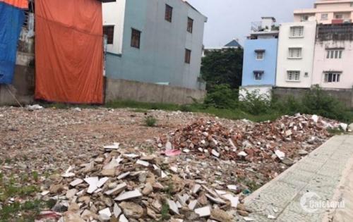 Tôi cần bán lô đất ngay Cầm Bá Thước ,F 7, Q Phú Nhuận ,gần UBND phường, thổ cư 100% 80m2 đất, XDTD