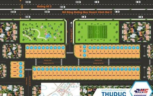 Mở bán đất nền khu dân cư central park II,Dự án đất nền rẻ nhất thủ đức