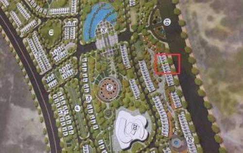 Bán lỗ Lô đất VI-ODV-16-09 dự án LuxCity mặt tiền đường Quốc lộ giá rẻ
