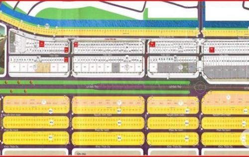 Bán đất dự án Habour Ville và SeaProdex, Sơn Trà Đà Nẵng chân cầu Thuận phước giá đầu tư