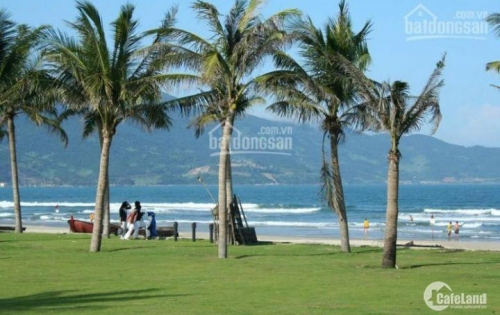 Bán đất biển sơn trà - lưng tựa núi mặt hướng ra biển rất đẹp.