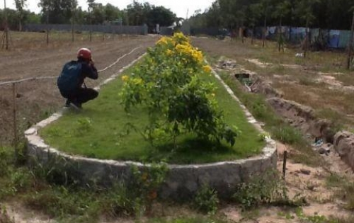 đất ngay sau khu Lam Sơn, 380tr/102m2, thổ cư 60m, hướng TN, liên hệ: 0896639466