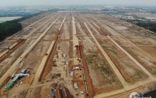 Đất nền liền khu công nghiệp, đối diện chợ, ngay trung tâm TX Nam Tân Uyên. LH 0938532930