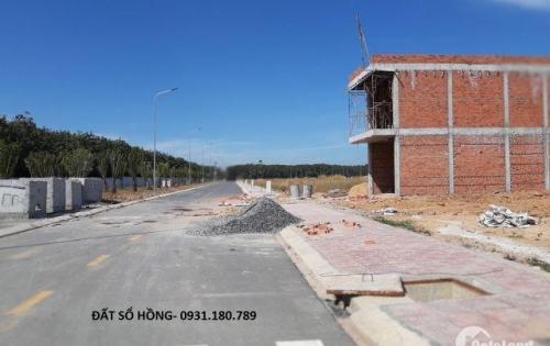 Đất nền sổ đỏ Nam Tân Uyên, ngân hàng hổ trợ 70%, chỉ 800 triệu.