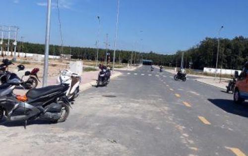 Chính chủ lô đất 5x20m2, ngay KCN Nam Tân Uyên, shr, tc 100%