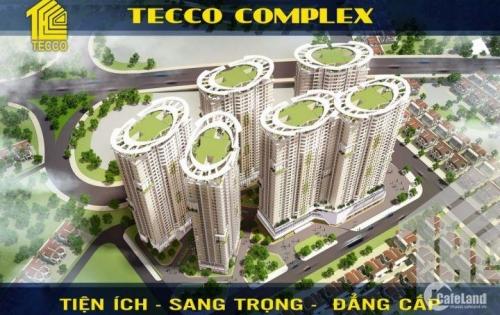 Chung Cư TECCO Thịnh Đán Thái Nguyên
