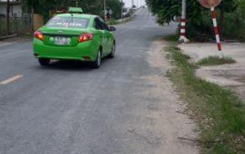 Bán nhanh đất thổ cư mặt tiền đường Thị Trấn Thủ Thừa, Long An